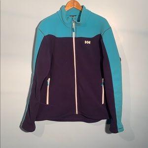 HELLY HANSEN zip polar jacket